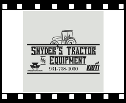 Snyder's Tractor